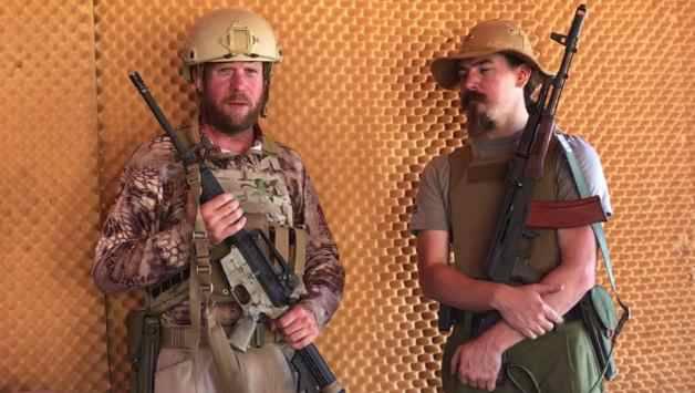 AK vs AR. Часть VI