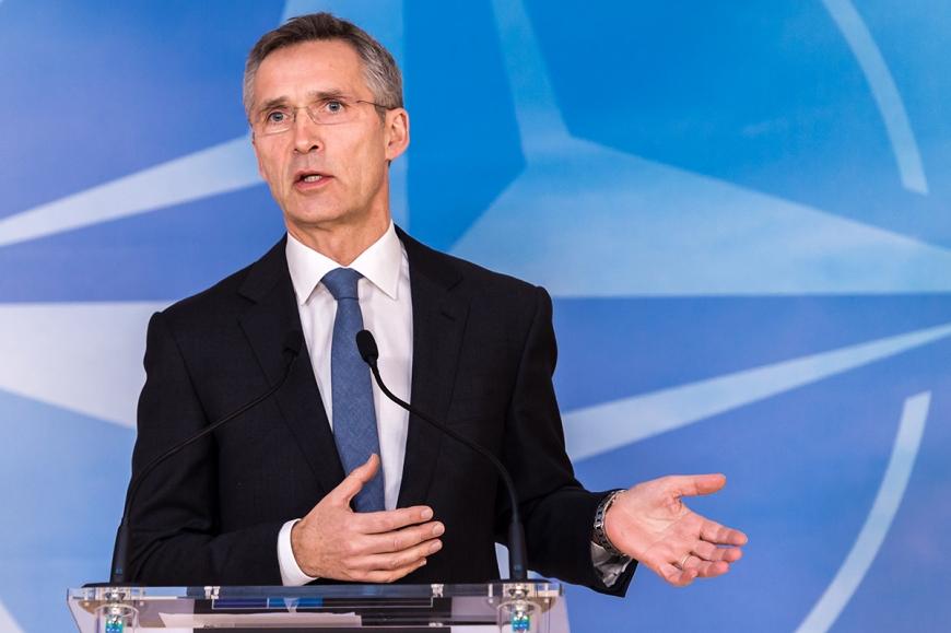 Генсек НАТО назвал причину усиления альянса в Черном море