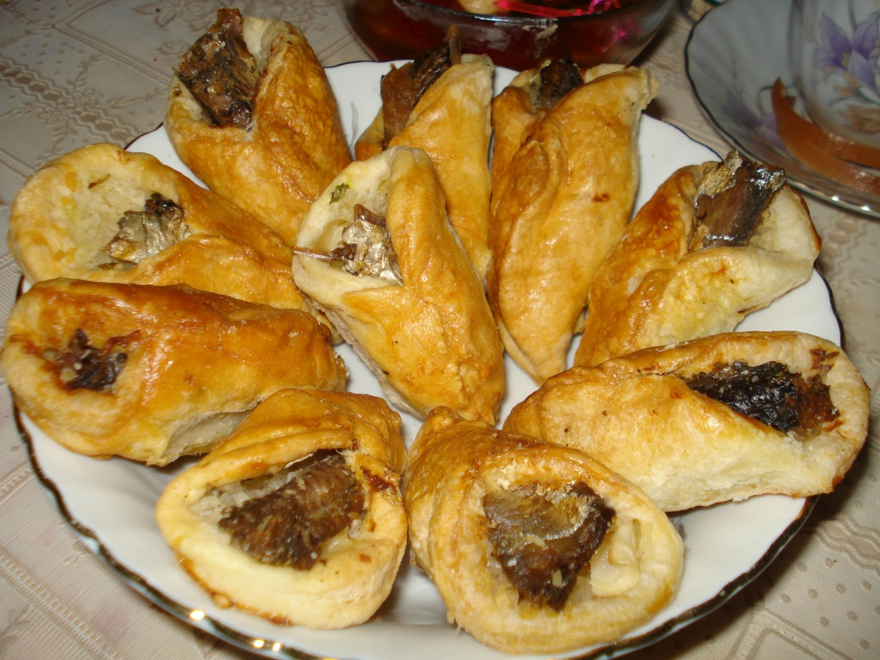 Фрикадельки с манкой пошаговый рецепт