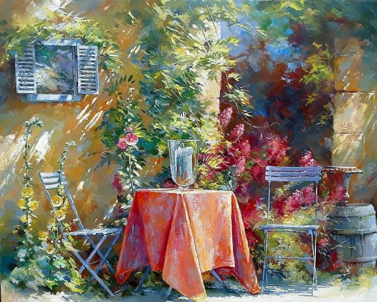 художник Йохан Мессели (Johan Messely) картины – 31