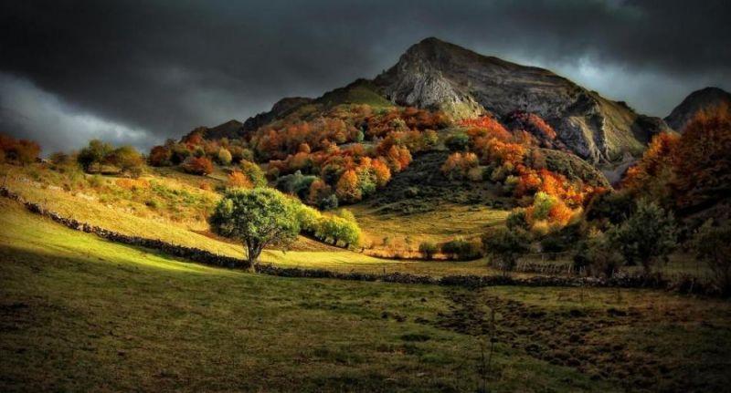Места, где осень невероятно прекрасна