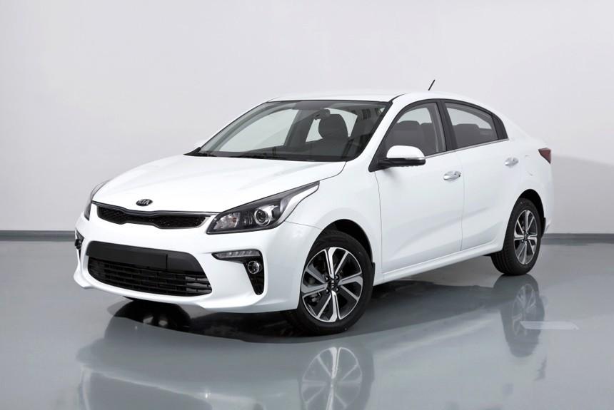 Комплектации и цены нового Kia Rio: выгоднее Соляриса?