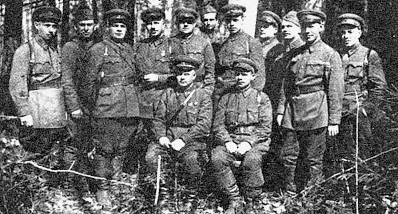 Дивизии НКВД под Москвой