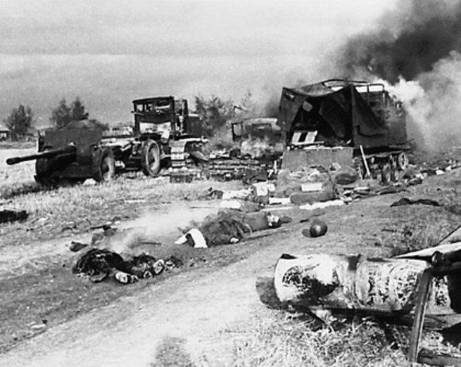 Об этой трагедии 1941 года знают мало