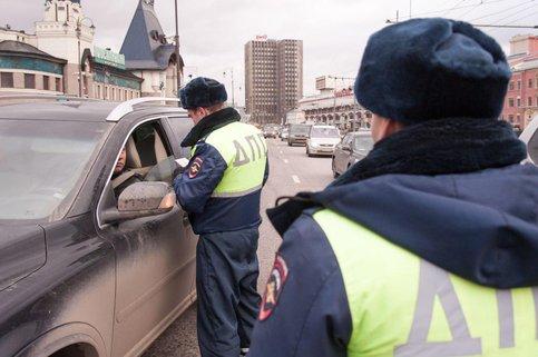 МВД РФ запретило инспекторам ГИБДД отстранять от вождения нетрезвых судей