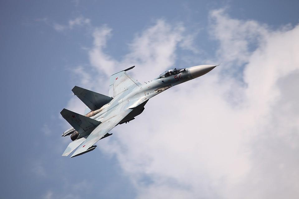 Второй за день МиГ-31 призем…