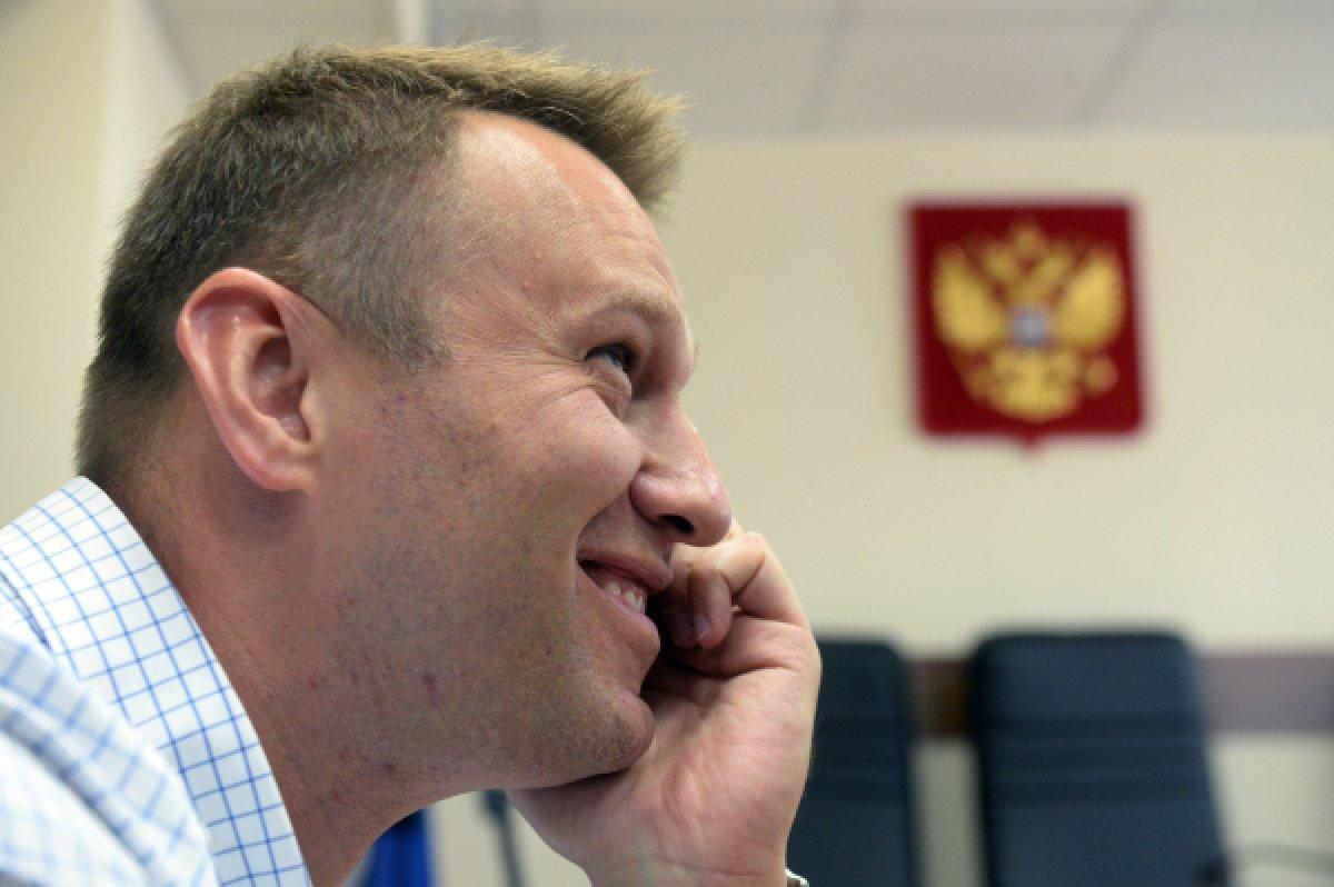 ФСИН пригрозила Навальному реальным сроком