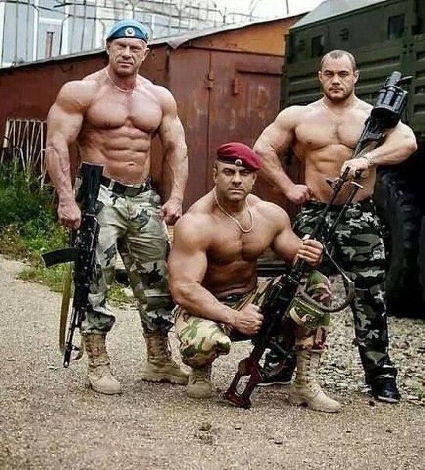 Американский солдат, прочти на всякий случай: Нормативы для бойца спецназа ФСБ