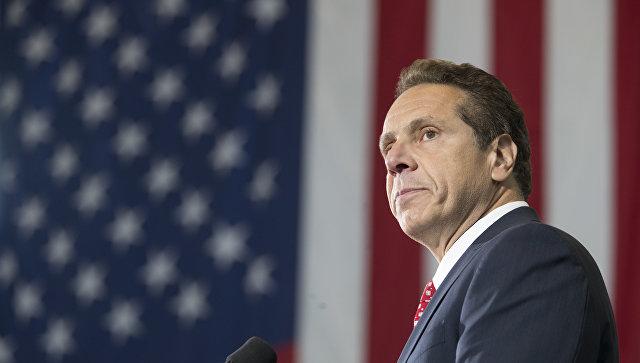 Губернатор штата Нью-Йорк призвал Трампа депортировать его из страны