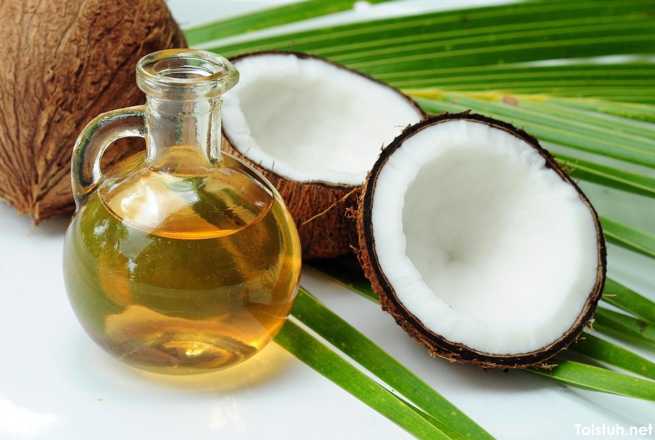 Как кокосовое масло влияет н…