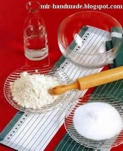 Секреты и рецепты соленого теста!