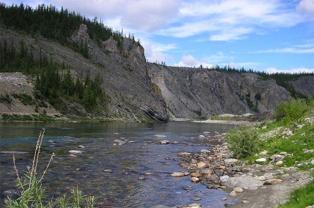 В краю озёр. Экологические памятники и заповедники Северо-Запада