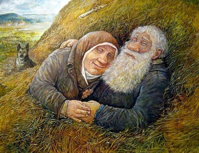 Пример любви и верности. Реальная история одной семьи