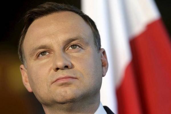 Анджей Дуда: Рано или поздно отношения сРоссией будут восстанавливаться