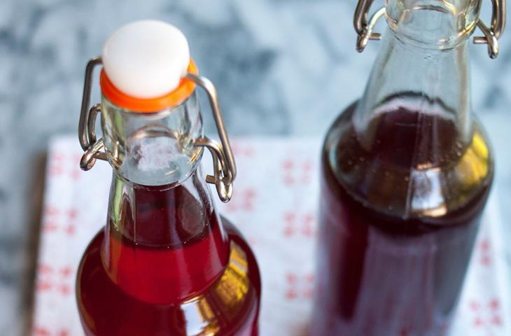 Правила приготовления фруктовой водки