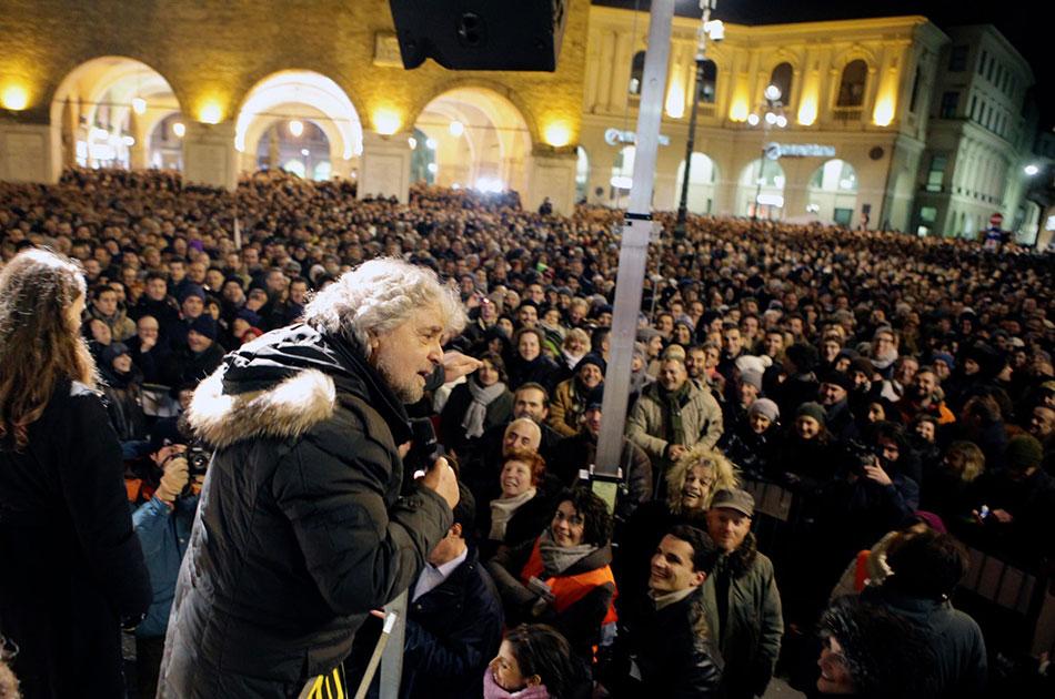 Италия: ультраправый поворот