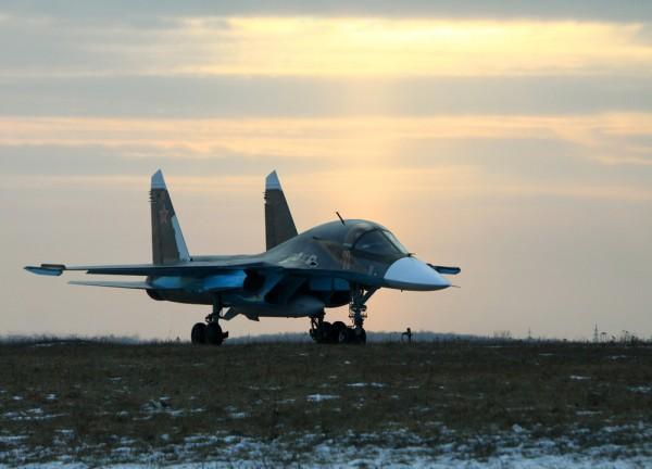 Названы новые возможности бомбардировщика Су-34