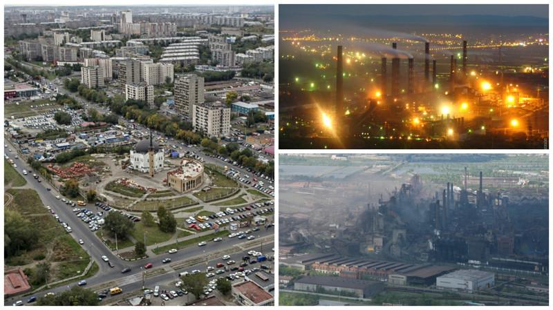 Города России, которые изменились в худшую сторону города, интересное, россия