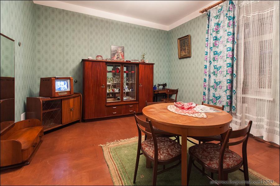 Мебель в СССР