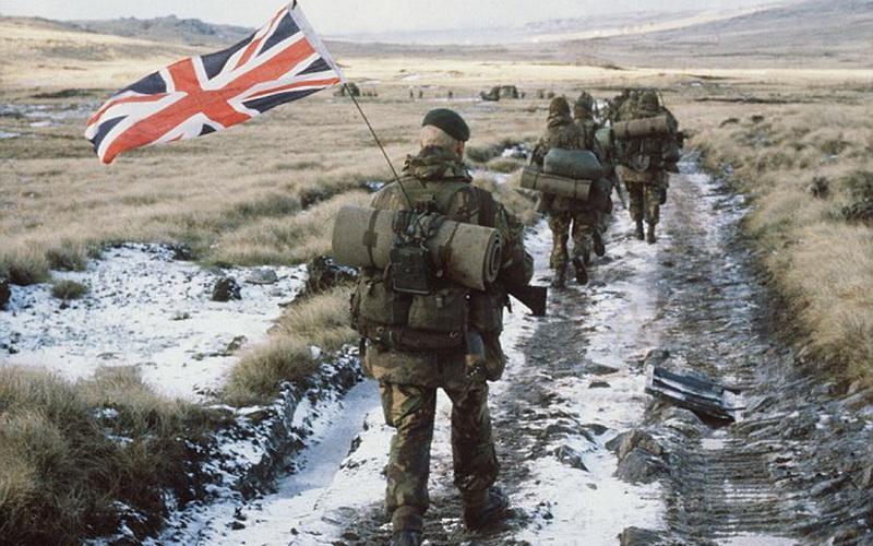 Отставной британский генерал убеждает начать приготовления к войне с Россией