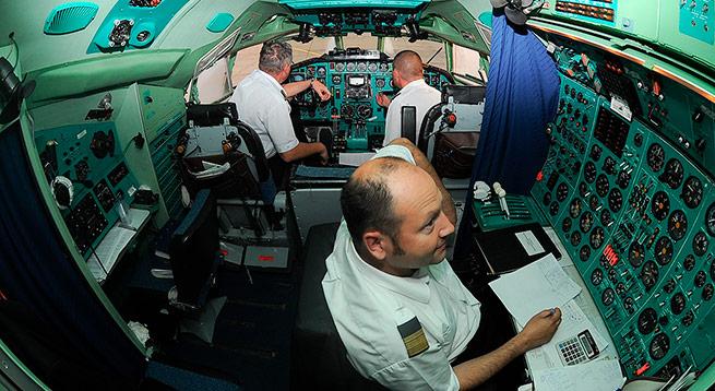 Авиакатастрофа ТУ-154 в Сочи: «самолет не падал, а сел на воду в контролируемом полете»