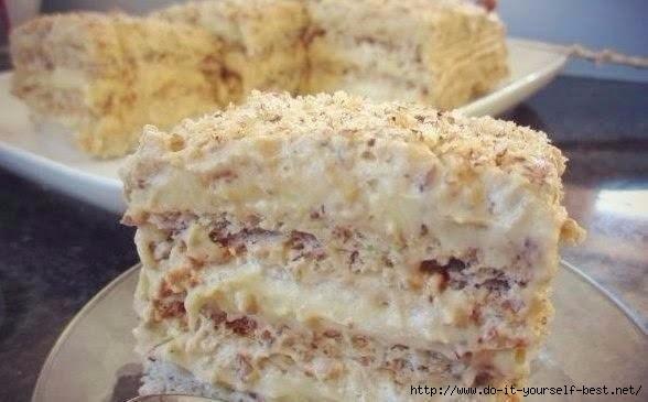 """Торт """"Египетский"""". Этот рецепт будут выпрашивать все гости."""