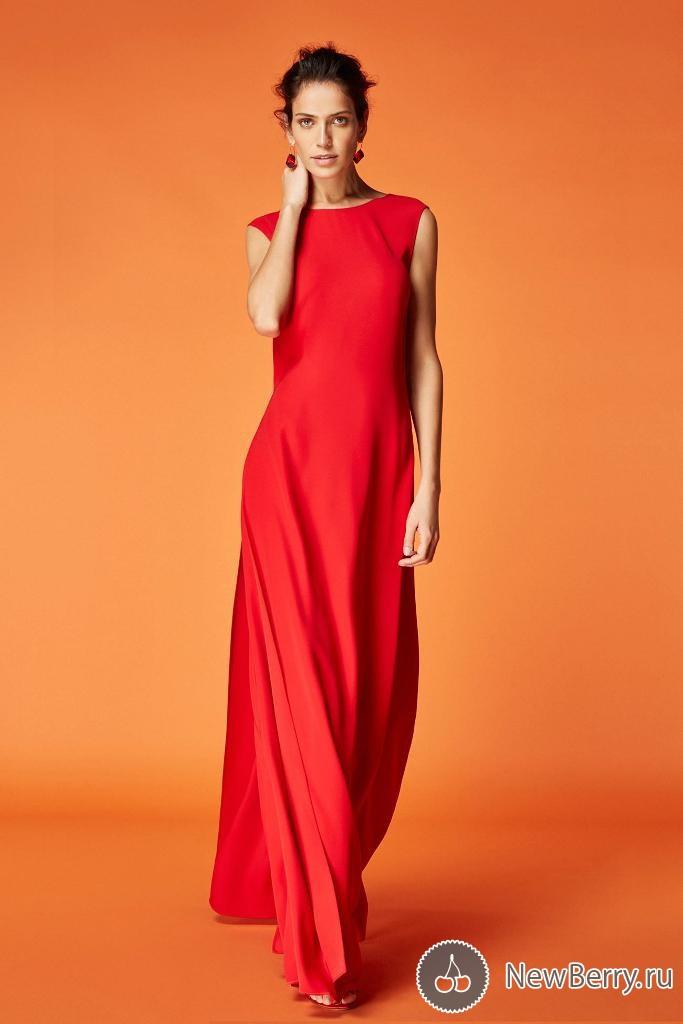 Женственная коллекция CH Carolina Herrera весна-лето 2017