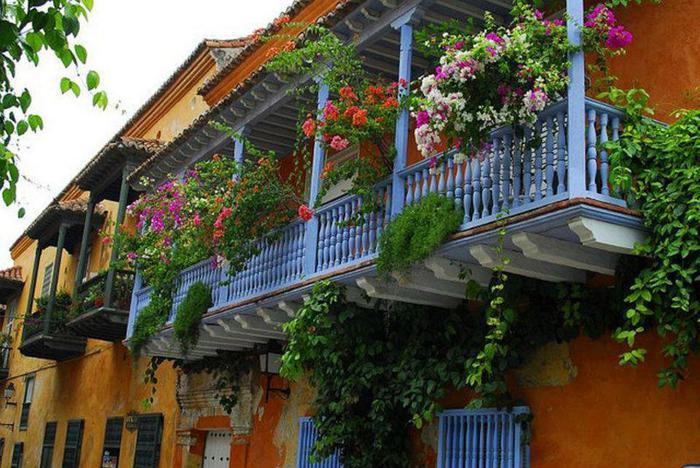 Балконы, террасы и лоджии.