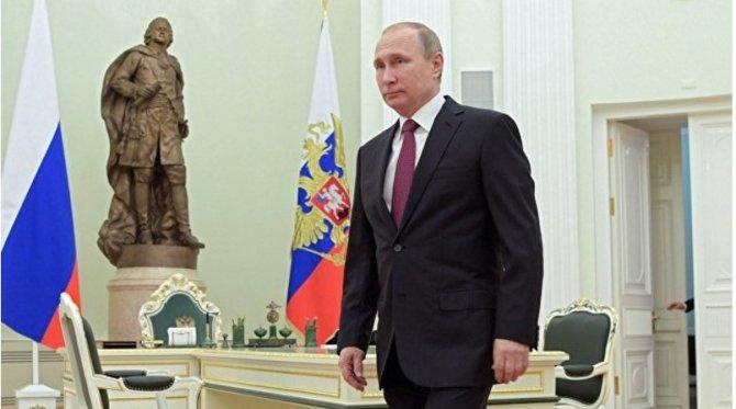 """""""Майдан"""" в Вашингтоне: Путин рассказал, как в США хотят помешать Трампу"""