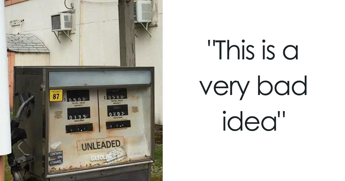 You Can Now Pump The Gas Yourself In Oregon's Rural Places, And People's Reactions Take Stupidity To Another Level