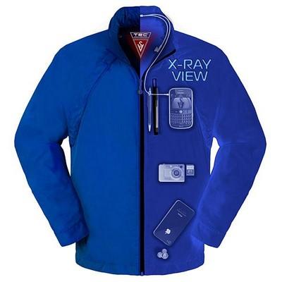 В куртке для гиков Tropiformer - 22 кармана! Главное – не заблудиться
