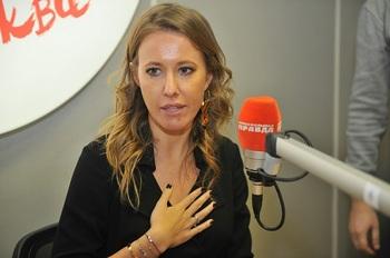 Собчак призналась, что не поздравляет мужа с 23 февраля