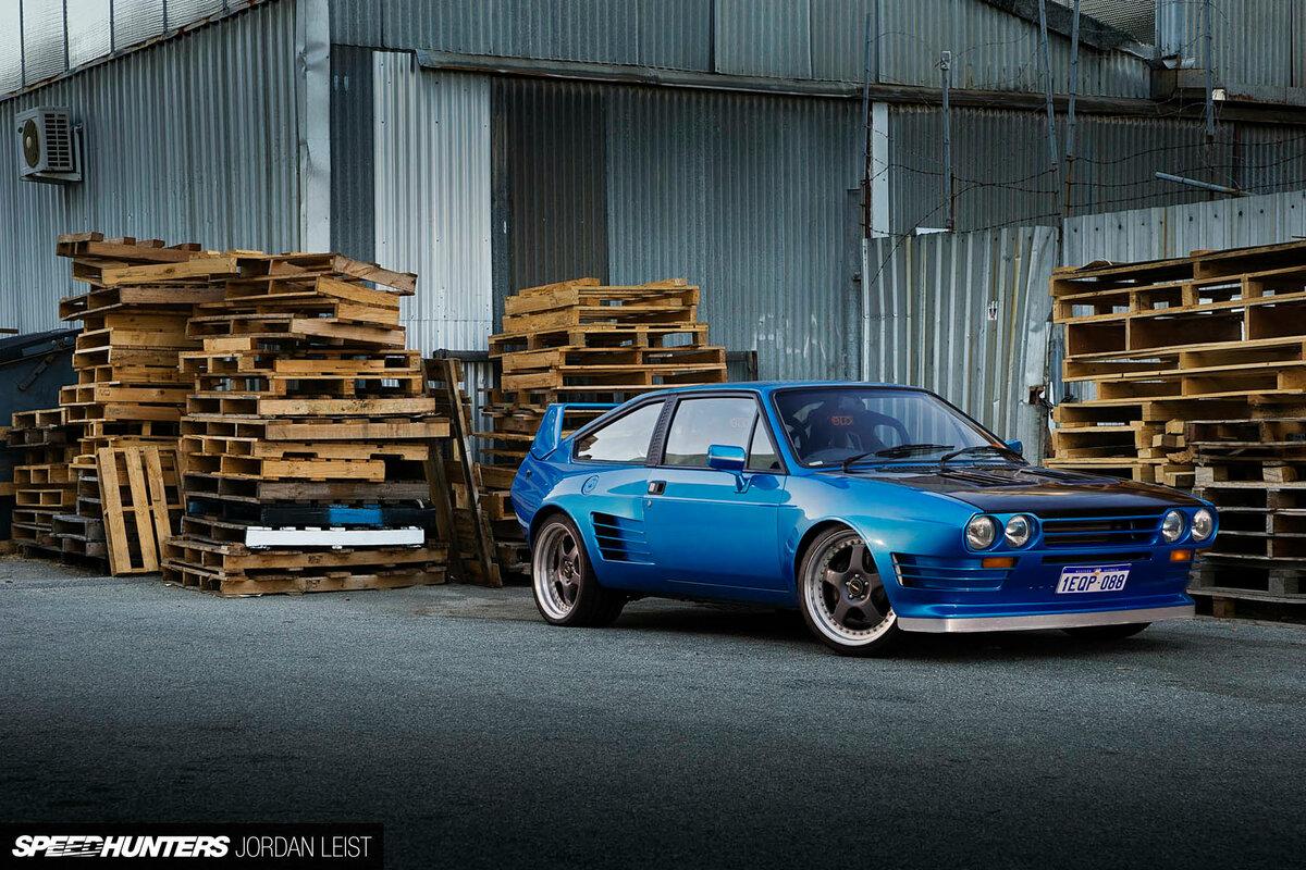 Когда-нибудь слышали об австралийских автомобилях Giocattolo?