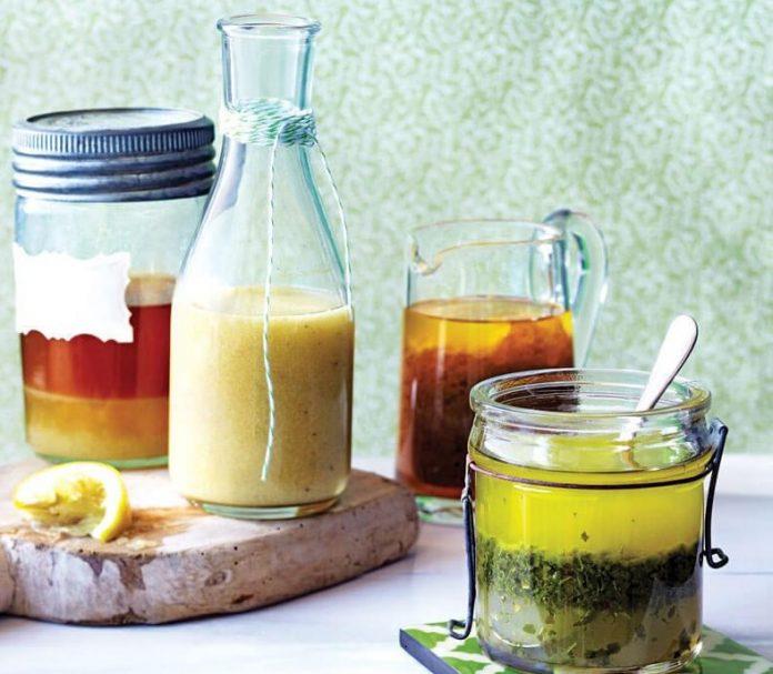Топ-7 изумительных и неповторимых рецептов заправки с лимоном