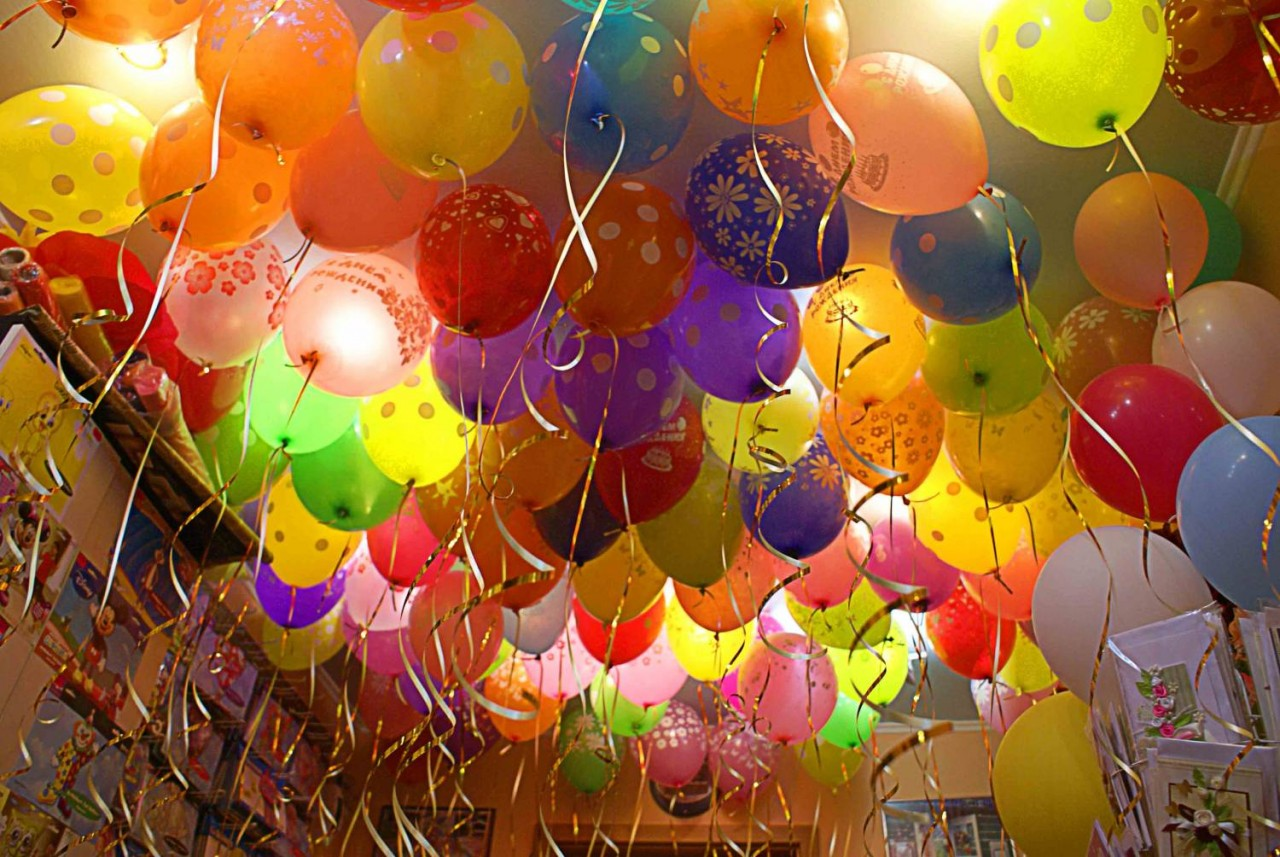8 идей как отпраздновать день рождения