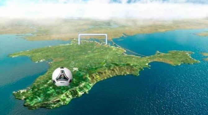 УЕФА выделил 1 млн евро для развития футбола в Крыму