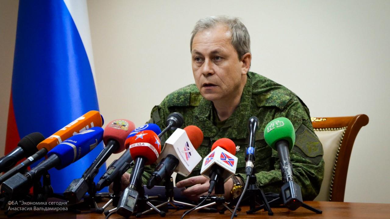 Басурин: в День защитника Отечества ВСУ обстреляли ДНР из запрещенного оружия