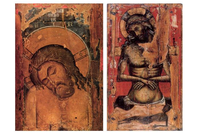 «Муж скорбей» - история уникального креста-энколпиона XIII века