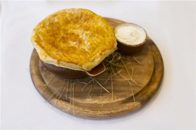 Суп из голени индейки рецепт с вермишелью