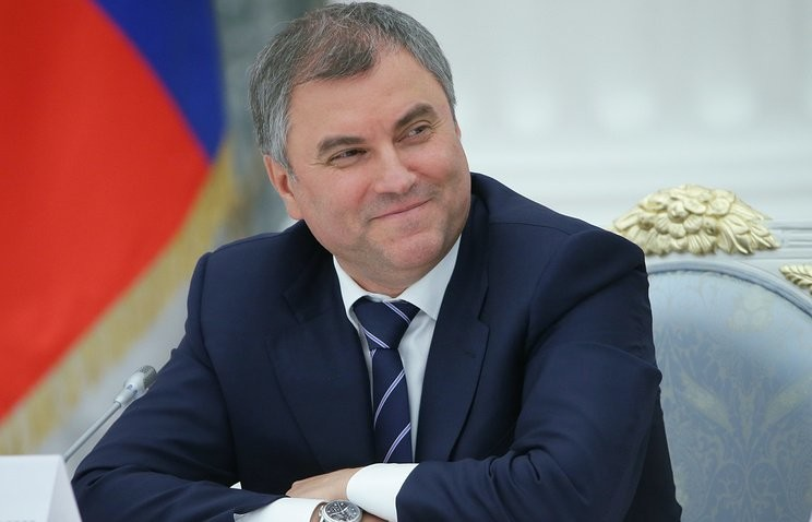 Вячеслав Володин предложил проводить соцопросы по законопроектам