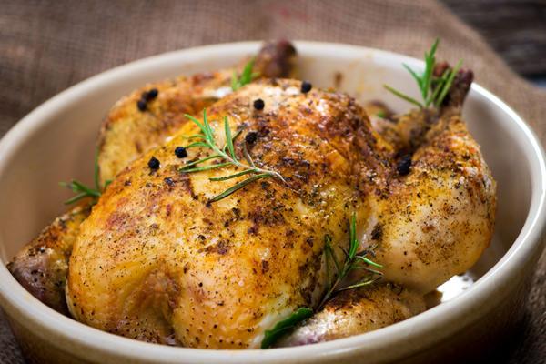 Как запечь курицу, чтобы она не пересохла