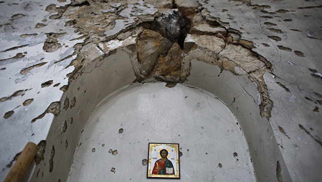 Лавров назвал противозаконным удар коалиции США в районе Ат-Танфа в Сирии