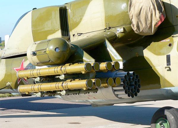 Ми-28НМ получит новые противотанковые ракеты