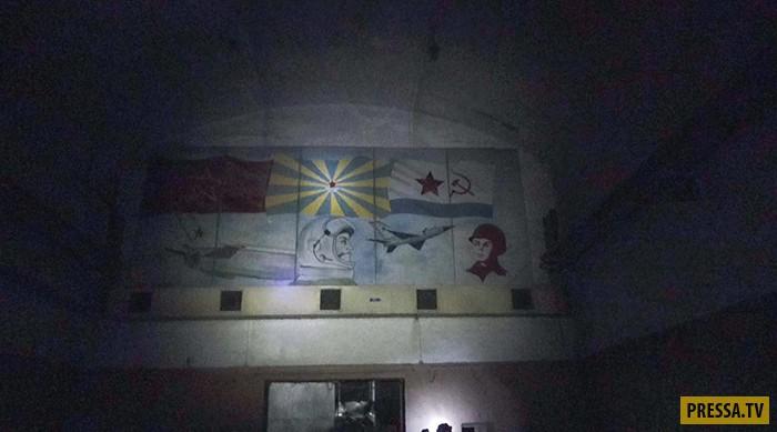 Город Гудым - секретная военная база СССР на Чукотке