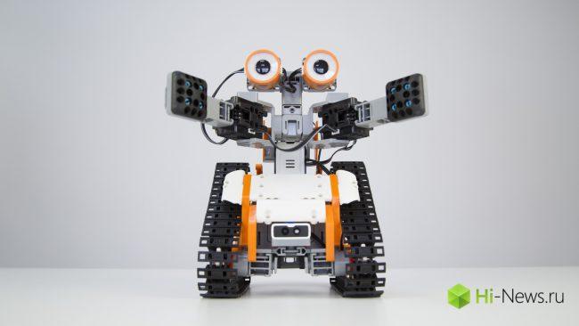 Робот Jimu — программируй его полностью
