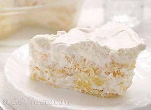Фруктовый торт под Тирамису