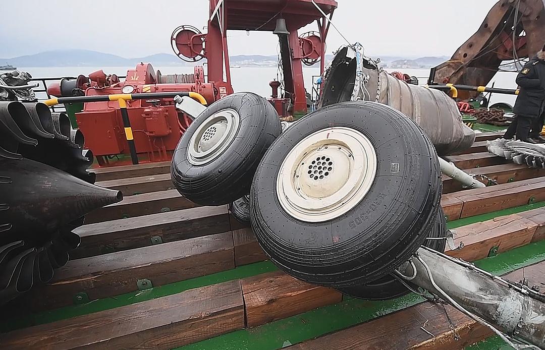 Минобороны опроверг слухи о причинах крушения ТУ-154
