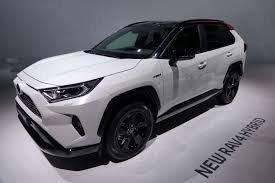Составлен список популярнейших в РФ моделей Toyota