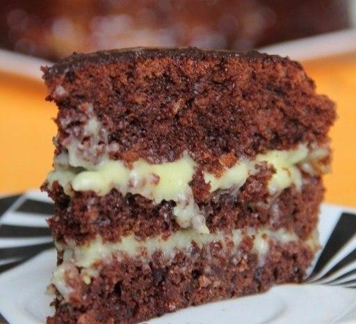 Бюджетный и очень вкусный шоколадный бисквит