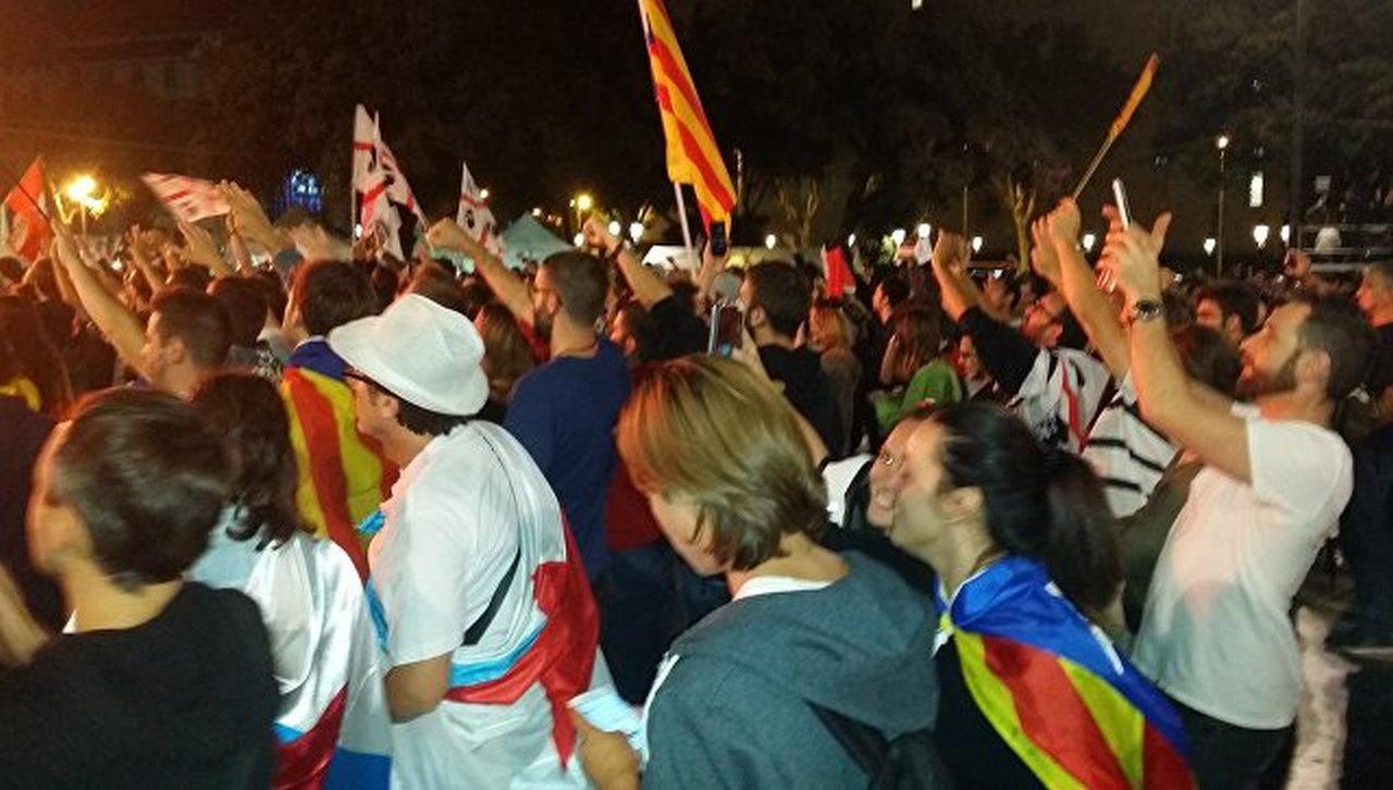 «Желал бы сегодня лучшего дня для Испании и Каталонии…»